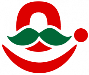 icon colored campania food